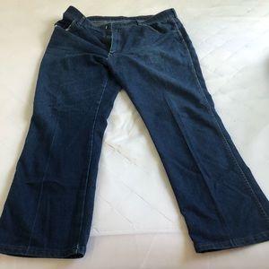 Wrangler Straight Leg Regular Fit 40x29 Jeans